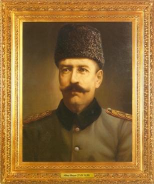 Albay Reşat ÇİĞİLTEPE (1879 - 27 Ağustos 1922)