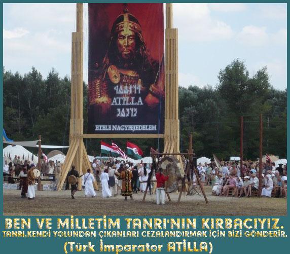 Türk Boyları Macaristan da Bir Araya Geldi